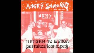 Angry Samoans FULL ALBUM Return To Samoa Jeff Dahl Vocals