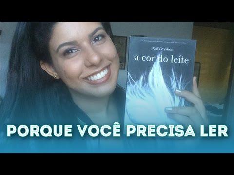 Você PRECISA ler A cor do leite, do Nell Leyshon! | Resenha