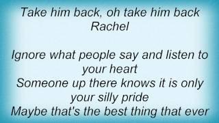 Basia - Take Him Back Rachel Lyrics_1