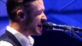 Gambar cover Justin Timberlake - Until the End of Time ( 20/20 Experience Tour 12-19-13 Orlando, FL )