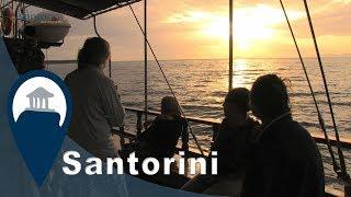 Santorini | Volcano Boat Tour