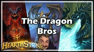 The Dragon Bros - Witchwood / Hearthstone