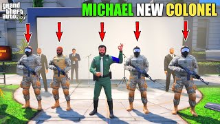 MICHAEL BAN GAYA  NEW MILITARY COLONEL || BB GAMING