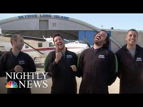 Meet The Men Behind 'Impractical Jokers' | NBC Nightly News