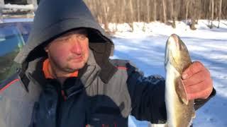 Зимня рыбалка в приморском крае