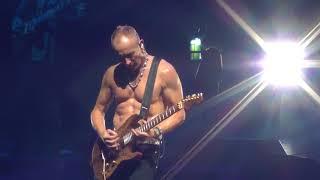 Def Leppard 5/21/18 - 4: When Love & Hate Collide (RARE: 1st U.S. tour perf*) Hartford,CT TourOpener