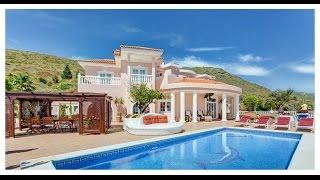 """Продается Вилла """"Монако"""" на Тенерифе. Sale Villa Monaco on Tenerife"""