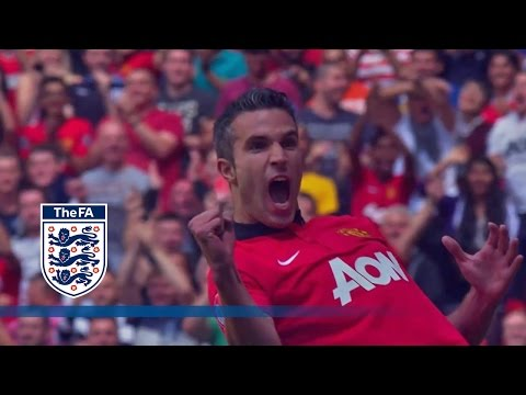 Manchester United 2-0 Wigan Athletic - Community Shield 2013 | Goals & Highlights | MTW