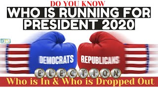 US Presidential Election 2020 | Candidates for US President 2020 | Trump or Biden || Who is Running