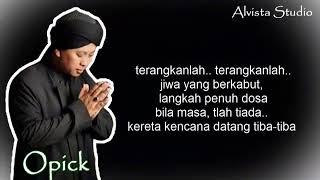 Download lagu Opick Terangkanlah Khusnul Khotimah Mp3