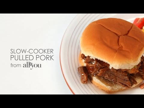 How to Make The Best Slow-Cooker Pulled Pork