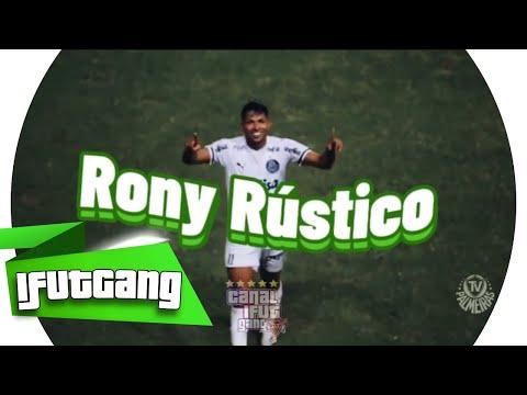 RONY RÚSTICO - É GOL DO RONY !! ( Marlon Góes )