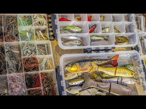 Tackle Prep Tips For Spring Bass Fishing