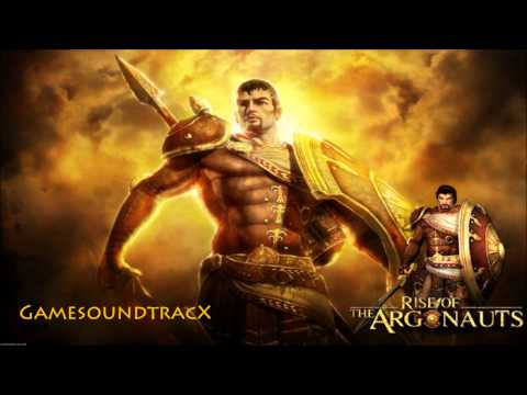 Rise Of The Argonauts - Sanctuary Of Medusa - Soundtrack