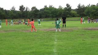 2013秋田県少年サッカー大会U-112回戦前半