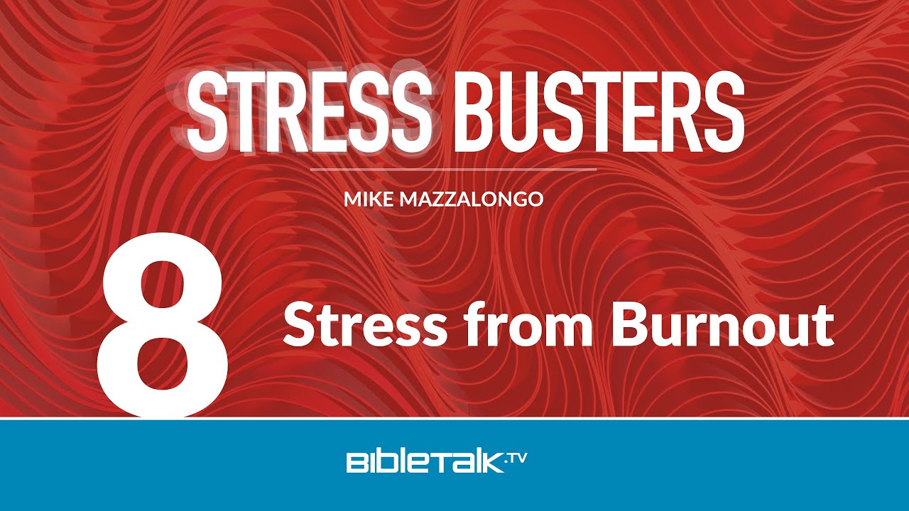 Stress from Burnout