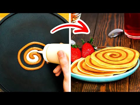 15 Easy Ways to Cook Yummy Pancakes || Simple Dessert Recipes For Everyone!
