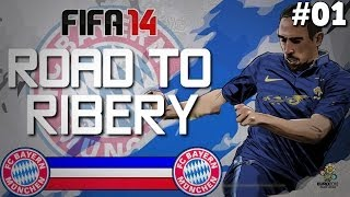 FIFA 14 UT | ROAD TO RIBERY #1 | THE TWIST! |  Ultimate Team Trading Series