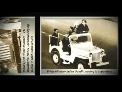 Mahindra Thar Legacy Video