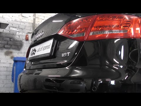 Фото к видео: Приводим в чувство Ауди A4 1.8 TFSI со вторичного рынка