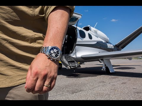 A Week On The Wrist: The Breitling Navitimer 8 B01 Chronograph