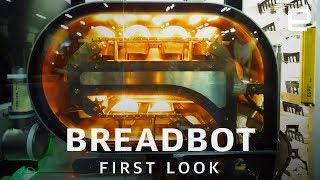 Breadbot Hands-On: It's Exactly What It Sounds Like at CES 2019