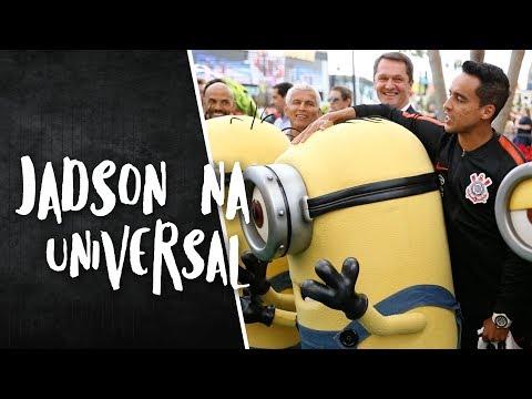Jadson na Universal Studios