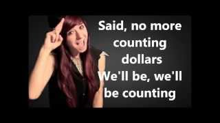 Christina Grimmie - Counting Stars Lyrics (One Republic)