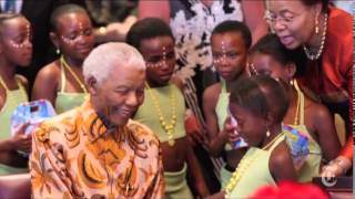 Yvonne Chaka Chaka Speaks Luganda | Remembers Mandela  Part 1