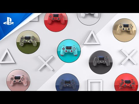 Select DualShock 4 colors return this month