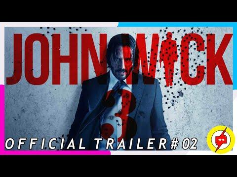 John Wick 3 - Parabellum | NEW Trailer | Keanu Reeves, Halle Berry | #ReverseFlashTralier
