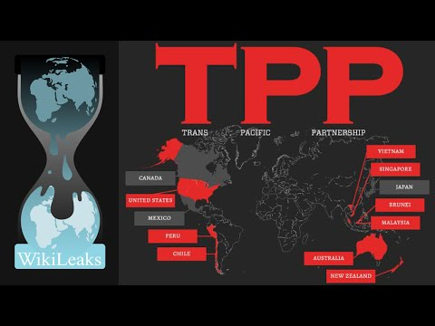 Why the TPP is So Deadly Secret