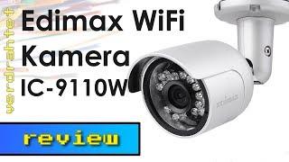 Edimax WiFi Kamera - IC9110W