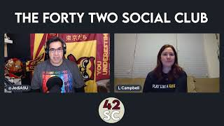 42SC EP046 - Lindsey Campbell, 942 Crew, SDS Remodel and more