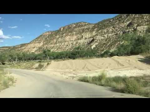 Video Of Cottonwood Campground, NM