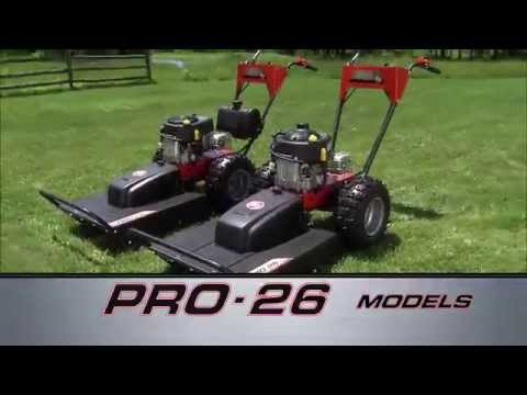 Product Video, AT4 10.5HP B&S MS PRO 26in NEW 50st