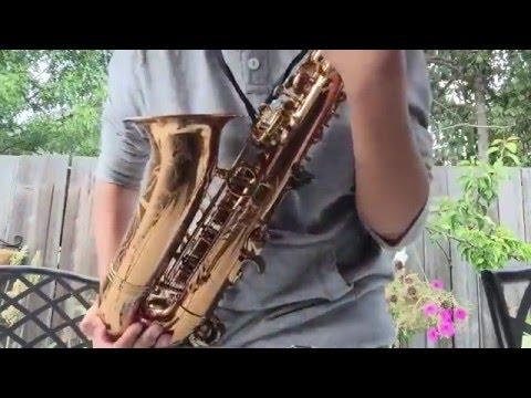 Review on Allora Chicago Jazz Alto Saxophone