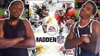DO I SMELL A SKUNK!??  - Madden NFL 2010   #ThrowbackThursday ft. Juice