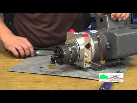 Changing the Pump Assembly on Hydraulic Boat Lift Pump