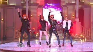 【TVPP】2NE1 - Can't Nobody, 투애니원 - 캔트 노바디 @ Show Music Core Live