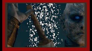 How Arya Beat The Night King.