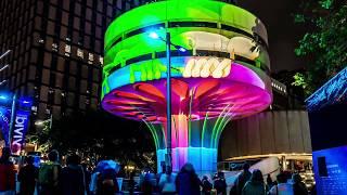 Light Festival Sydney