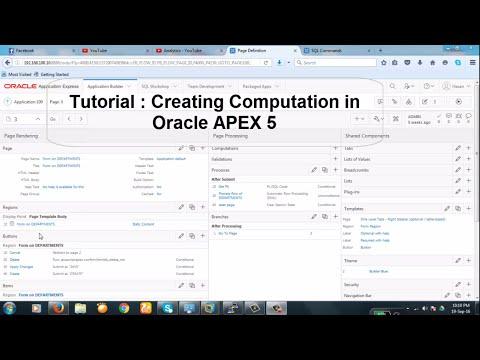 Tutorial : APEX Computation - смотреть онлайн на Hah Life