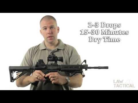 Law Tactical Folding Stock Install Gen 3 - смотреть онлайн