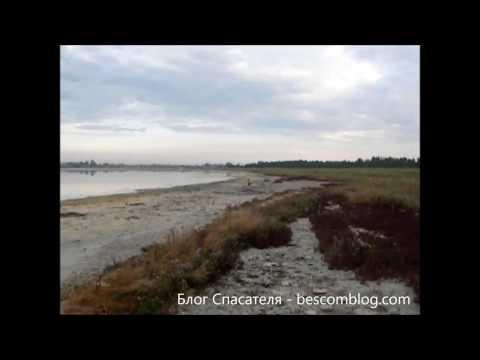 Видеосъемки озера Горькое