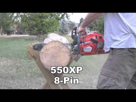 346XP vs 550XP Shootout