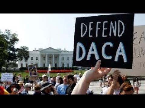 White House proposes path to citizenship for 1.8M Dreamers
