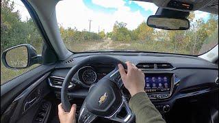 [WR Magazine] 2021 Chevrolet Trailblazer LT AWD - POV Test Drive (Binaural Audio)