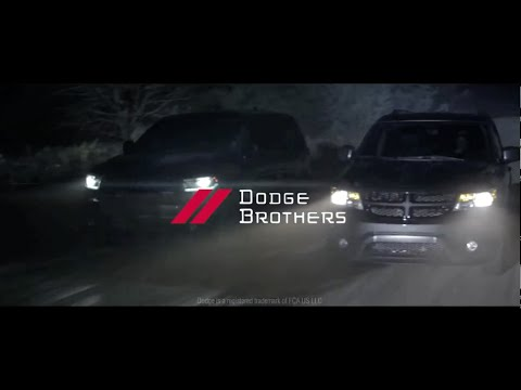 2016 DODGE BROTHERS Commercial - Los Angeles, Cerritos, Downey CA - NEW JOURNEY & DURANGO