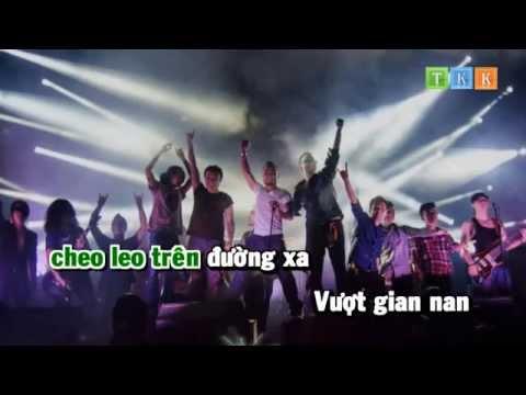 Đường Đến Ngày Vinh Quang - Bức Tường Karaoke Beat